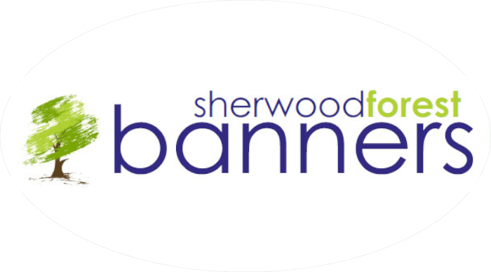 Sherwood Forest Banners